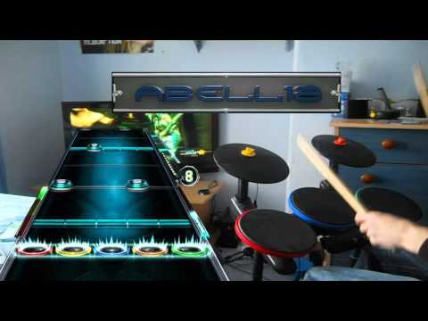 Guitar Hero - Livin' On A Prayer - Drums Expert