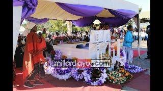 LIVE: Mazishi ya Maria na Consolata - Iringa