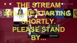 Pre-Stream March 11, 2016: Return to Hitman!