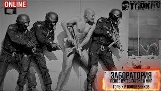 Стрим Escape from Tarkov - Заборатория. 18+