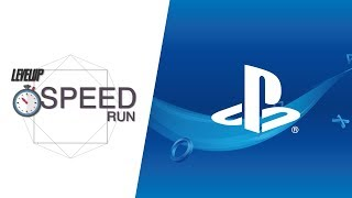 SPEEDRUN: Conferencia de PlayStation - E3 2018