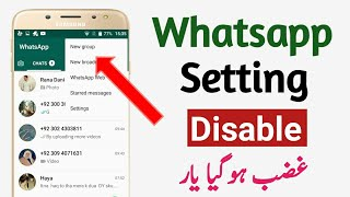 Wow..! Whatsapp New Latest Update 2018    You Should Try