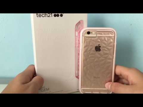 pretty nice 57f37 a311f Tech 21 Evo Gem Case for iPhone 7: Stylish case with great drop protection!