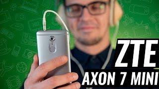 ZTE AXON 7 MINI: МУЗЫКАЛЬНЫЙ МИНИ-ФЛАГМАН