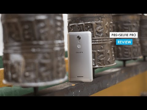 Colors P85+ Selfie Pro Review! (Budget Phone Below Rs. 15,000)