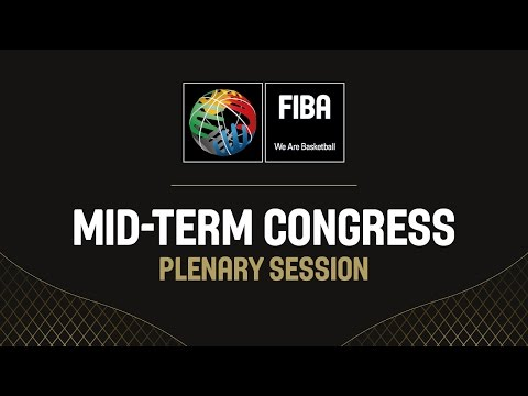 FIBA Ordinary Congress Plenary Session