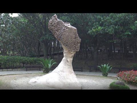 Yehliu Geo-Park in Taiwan