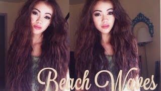 Beach Waves Hair Tutorial Thumbnail