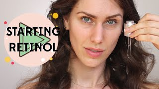 How To Start A Retinol : How To Add A Retinoid Into Your Skincare Routine
