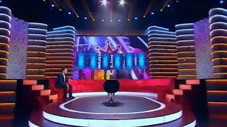 Победительница АМАKids World Cup 2018 в программе «Лучше всех» на Первом канале