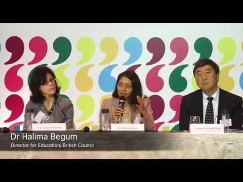 Global Education Dialogues on inclusive leadership, Hong Kong, 17-18 February 2014