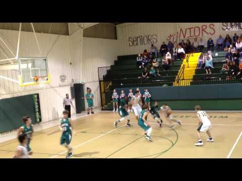 Austin Patrick Freshman Year Highlights  - Edgewood Academy #14 PG