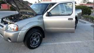 SOLD 2002 Nissan Frontier XE V6 Desert Runner 86K Miles Meticulous Motors Inc Florida For Sale