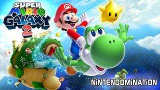 BEST Wii GAMES - Super Mario Galaxy 2