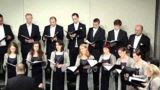DKZ - Domžalski komorni zbor, Es ist das Heil uns kommen her, J. Brahms, s koncerta...