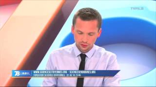 7/8 Le journal – Édition du mardi 14 octobre 2014