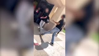 DISTURBING VIDEO: Student brutally punched at Moreno Valley school | ABC7