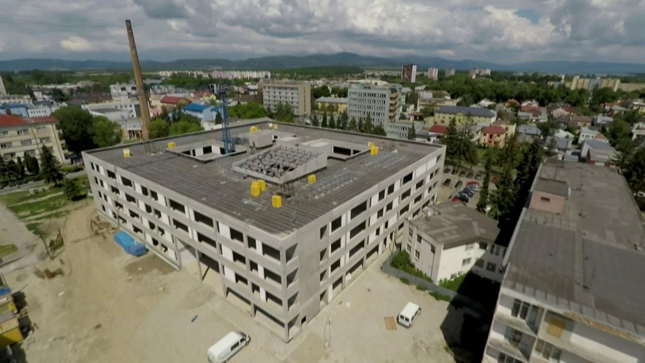 4ee0686a6 Ako rástla nemocnica novej generácie v Michalovciach? Svet zdravia ...