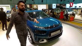 Женева 2018: Новий Citroen Berlingo Та C4 Cactus