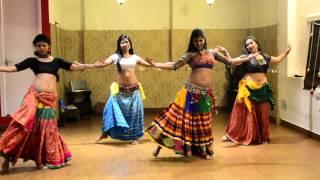 BANJARA SCHOOL OF DANCE - KATHAK FUSION - HAMARI ATARIYA