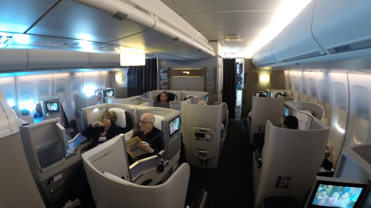 British airways 747 400 club world san diego to london for World class photos pictures