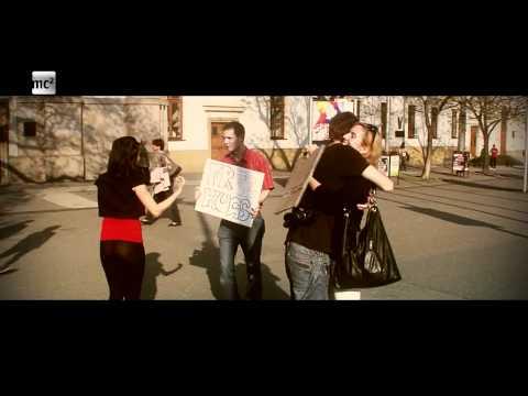 Free Hugs BRATISLAVA(Slovakia)2011_HD