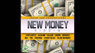 Vybz Kartel - Credit Alone Done | New Money Riddim |