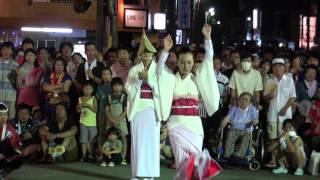 阿国 両国輪踊り 徳島阿波踊り2013.