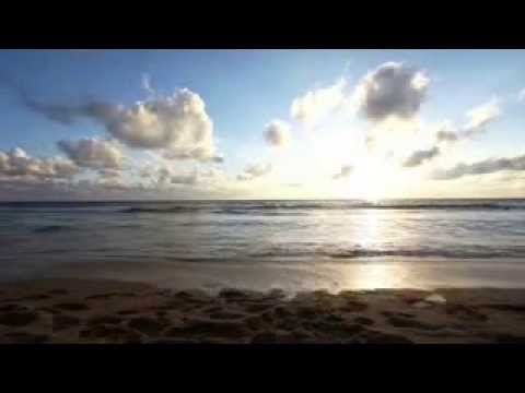 ♫ Relaxing Meditation Music and Ocean Waves ♫