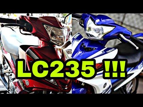 LC135 CONVERT LC235 - LAICI KEJAHATAN