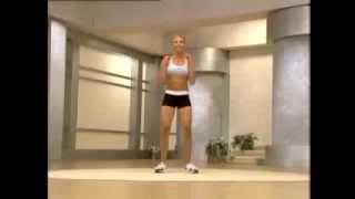 Пилатес на 10 минут: упражнения на пресс для похудения.