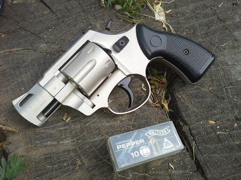 Zoraki R2 gáz-riasztó revolver