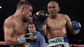 Legendary Boxing Highlights: Lomachenko vs Salido