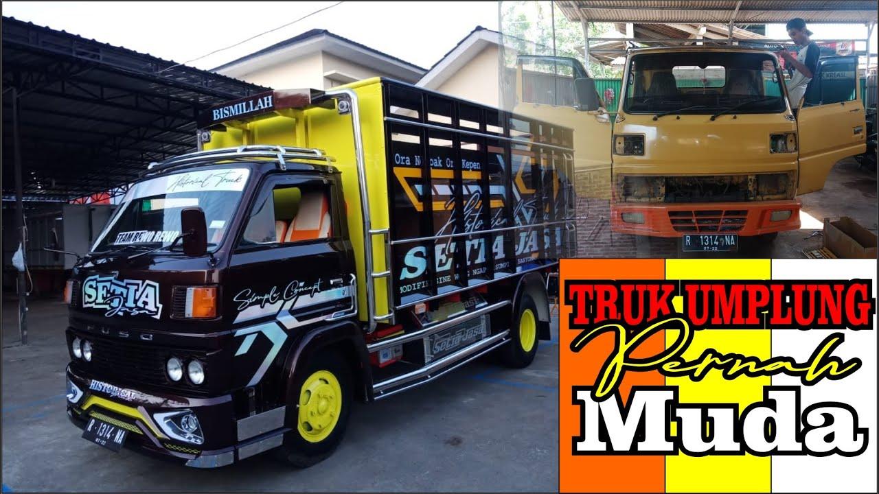 Modifikasi Truck Mitsubishi Umplung Youtube