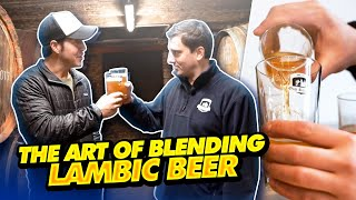How To Blend Lambic Beer🍺?  The Art and Science🥼 of Blending Lambic.