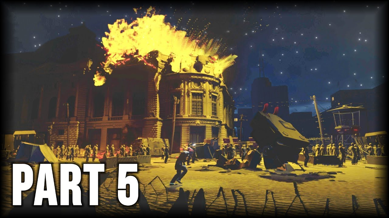 9b7c9dad06a4 Black The Fall - 100% Walkthrough Part 5  PS4  – Chapter V  ENDING ...