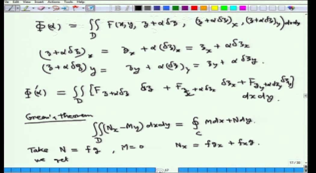 Mod-01 Lec-11 Calculus of Variations and Integral Equations