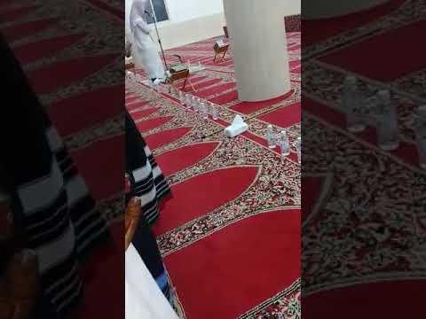 صلاة العشاء في مسجد العشيرة بصوت شيخ نظيف بن سعيد الحبشي