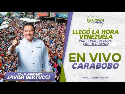 """""""La Ruta de la Esperanza llegó a CARABOBO"""""""