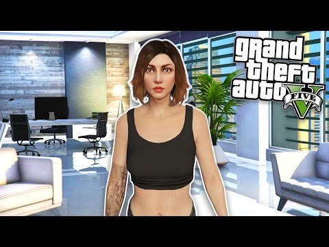 NEW CEO OFFICE!! (GTA 5 Online)