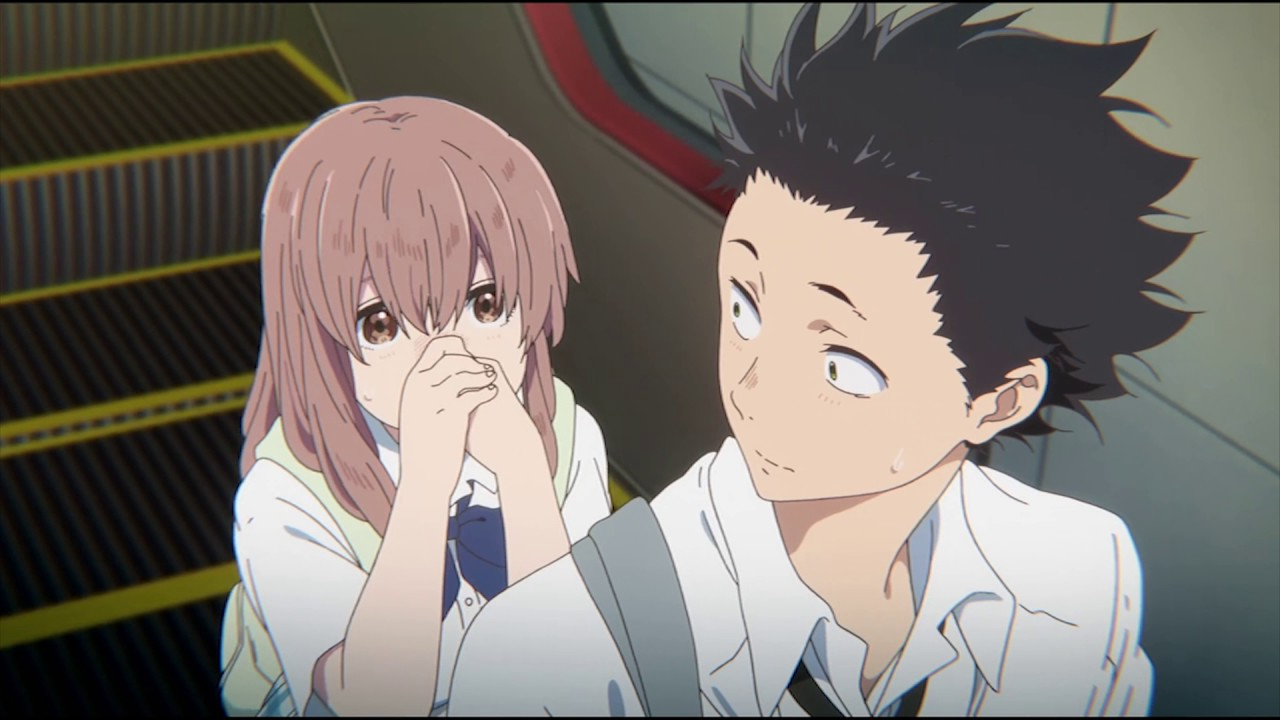Live Wallpaper Cute Anime Girl 【mad】koe No Katachi Koi Wo Shita No Wa 恋をしたのは Youtube