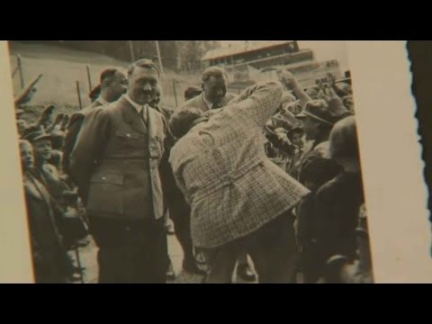 Hitler's candid photo album to go up for auction