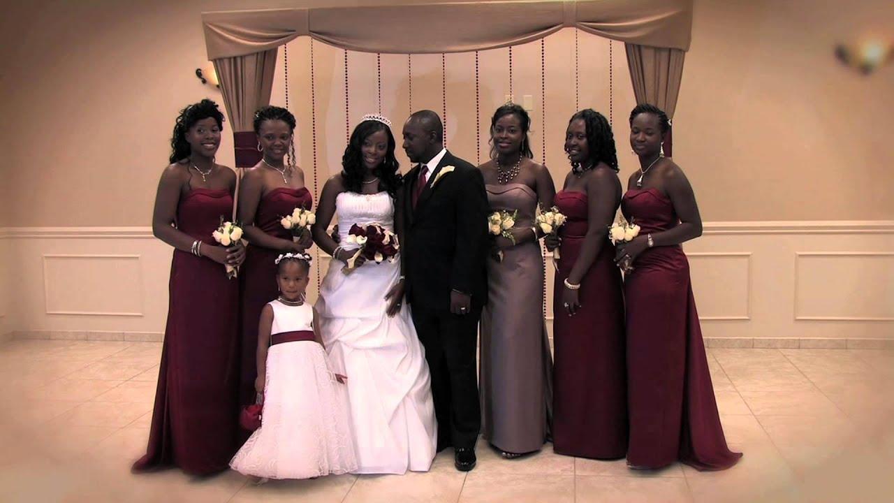 Black-Harding Wedding Highlights
