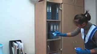 видео Ежедневная уборка офиса