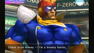 FZero GX: Grand Prix playthrough on master, 1st place on every course