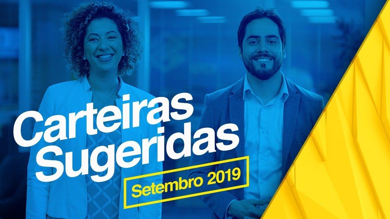 BB I Carteiras sugeridas – Setembro 2019