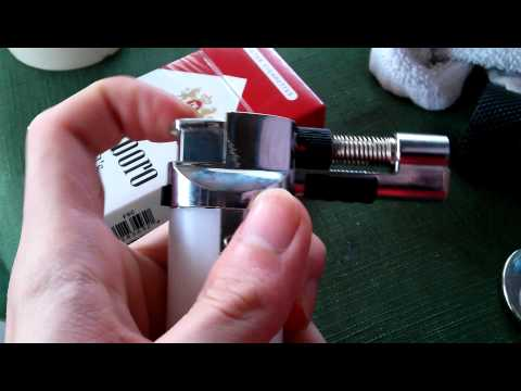 Blowtorch Lighter ignition Repair (Part 1)