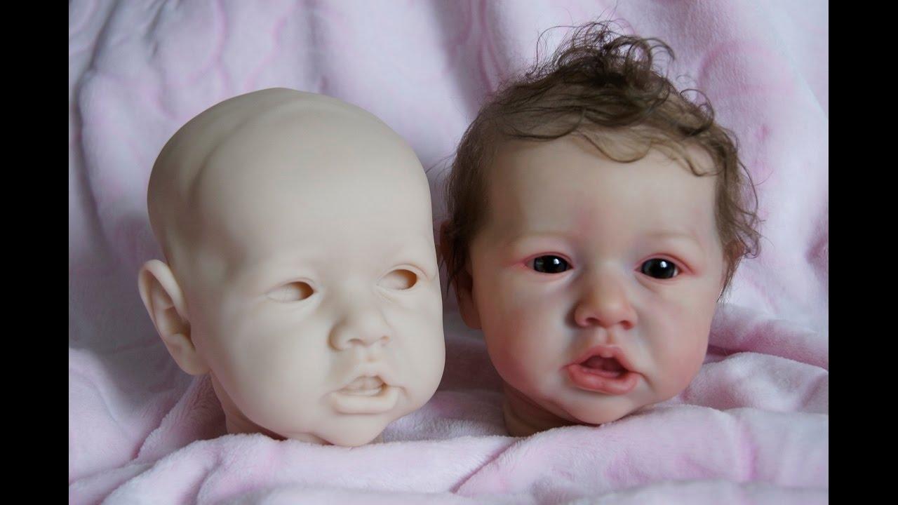 Кукла реборн Саския от Бонни Браун Saskia By Bonnie Brown