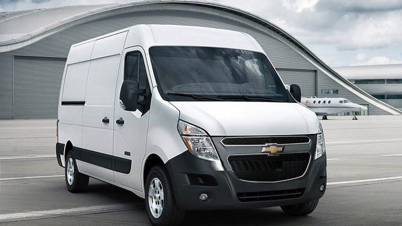 MUST WATCH !! 2018 Chevrolet Express Cargo Van Review ...