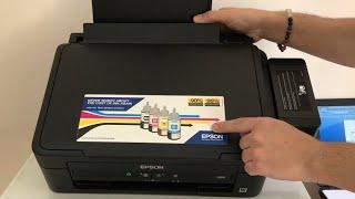 Mürekkep tanklı yazıcı bitmeyen mürekkepli YAZICI TAVSİYESİ 2. El sıfır EPSON L220 inceleme fiyatlar